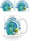 Disney Pixar - Monsters Inc Scream Team Mug Cover