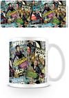 Doctor Who - Montage Mug