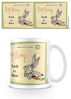 Looney Tunes - Bugs Bunny - Truth or Hare Mug
