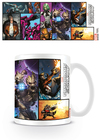 Guardians of the Galaxy (Comic) Coffee Mug