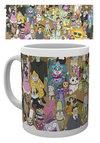 Rick And Morty - Characters Mug