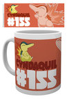 Pokemon - Cyndaquil Mug Cover