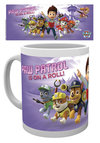 Paw Patrol - On a Roll Mug Cover