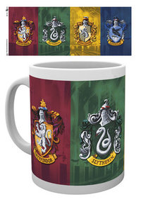 Harry Potter - All Crests Mug - Cover