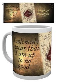 Harry Potter - Marauders Map Mug - Cover