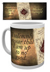 Harry Potter - Marauders Map Mug Cover