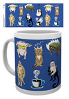 Friends - Symbols Mug