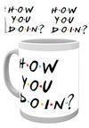 Friends - How You Doin? Mug Cover