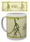 Fantastic Beasts - Bowtruckle Character Mug Cover