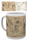 Fantastic Beasts - Thunderbird Mug