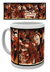 Batman Comic - Harley Quinn Villians Mug