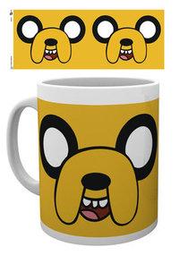 Adventure Time - Jake Face Mug - Cover