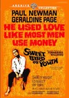 Sweet Bird of Youth (Region 1 DVD)
