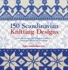 150 Scandinavian Knitting Designs - Mary Jane Mucklestone (Paperback)
