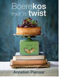 Boerekos Met 'n Twist - Annelien Pienaar (Paperback) - Cover