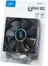 Deepcool XFAN 120 Case Fan - Black