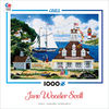 Ceaco - Jane Wooster Scott - Ships Ahoy Puzzle (1000 Pieces) Cover