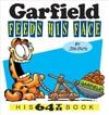 Garfield Feeds His Face - Jim Davis (Paperback)