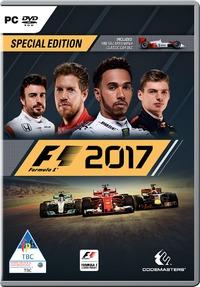 F1 2017 (PC) - Cover