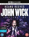 John Wick: Chapters 1 & 2 (4K Ultra HD + Blu-ray)