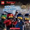 High-Tech Ninja Heroes - Michael Petranek (Paperback)