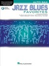 Jazz Blues Favorites Alto Sax - Hal Leonard Publishing Corporation (Paperback)