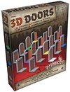 Zombicide: Black Plague - 3D Doors (Board Game)