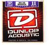 Dunlop 11-52 Medium Light Acoustic Guitar Strings