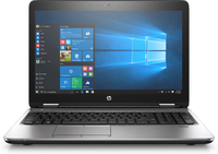 HP ProBook 650 G3 i3-7100U 4GB RAM 500GB HDD 15.6 Inch HD Notebook - Cover