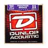 Dunlop 11-52 Medium Light Phosphor Bronze Acoustic Guitar Strings
