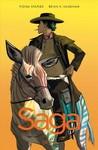 Saga 8 - Brian K. Vaughan (Paperback)