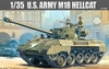 Academy - 1/35 - M18 Hellcat (Plastic Model Kit)