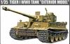 Academy - 1/35 - Pz.Kpfw.VI Hevy Tank Tiger I Early (No Interior)
