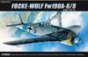 Academy - 1/72 - FW190A 6/8 Focke Wulf (Plastic Model Kit)