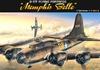 Academy - 1/72 - B-17F Memphis Belle (Plastic Model Kit) Cover