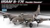"Academy - 1/72 - B-17E USAAF ""Pacific Theatre"" (Plastic Model Kit)"