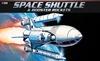 Academy - 1/288 - Shuttle & Booster (Plastic Model Kit)