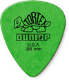 Dunlop - 418R 0.88mm Tortex Standard Guitar Pick (Green)