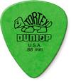 Dunlop 418R 0.88mm Tortex Standard Guitar Pick (Green)
