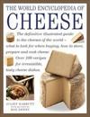 World Encyclopedia of Cheese - Juliet Harbutt (Paperback)