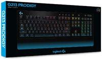 Logitech - G213 Prodigy Gaming Keyboard - Cover
