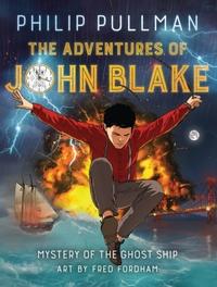 Adventures of John Blake - Philip Pullman (Hardcover) - Cover