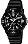 Casio Standard Collection LRW-200H Analog Watch - Black