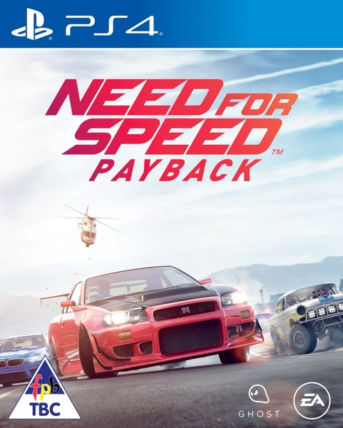 need for speed payback ps4 video games online raru. Black Bedroom Furniture Sets. Home Design Ideas