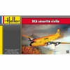 Heller - 1:72 - DC-6 Securite Civile (Plastic Model Kit)