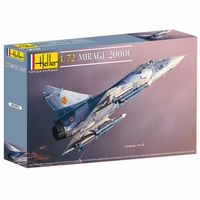 Heller - 1:72 - Mirage 2000C (Plastic Model Kit) - Cover