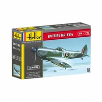 Heller - 1:72 - Spitfire Mk XVI (Plastic Model Kit) - Cover