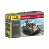 Heller - 1:72 - M4a2 Sherman (Plastic Model Kit)