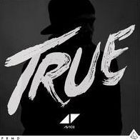 Avicii - True (CD) - Cover