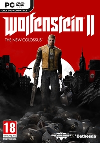 Wolfenstein II: The New Colossus (PC) - Cover